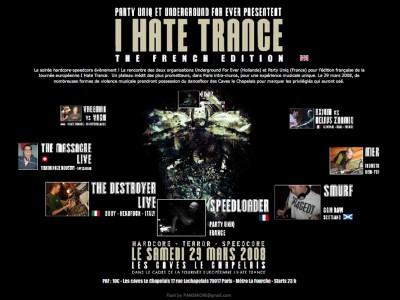 I hate trance