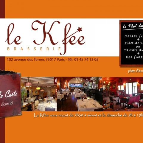 Le Kfée Brasserie