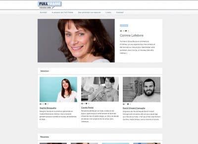 Création d'un site web WordPress