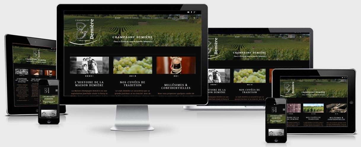 Créer un site Internet professionnel - Success3.fr